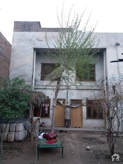 ناصر باغ روڈ پشاور میں 6 کمروں کا 12 مرلہ مکان 85 لاکھ میں برائے فروخت۔