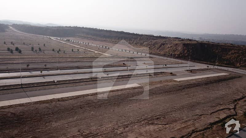 8 Marla Plot For Sale In Dha Valley Islamabad