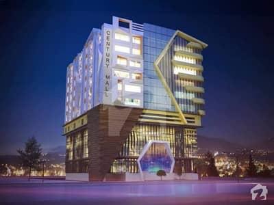 سنچری مال رِنگ روڈ پشاور میں 2 کمروں کا 6 مرلہ فلیٹ 80 لاکھ میں برائے فروخت۔