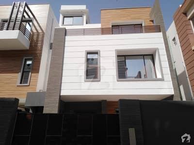عامر خسرو کراچی میں 6 کمروں کا 10 مرلہ مکان 8.5 کروڑ میں برائے فروخت۔