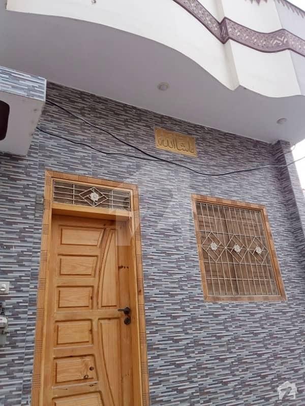 سَچل کالونی لاڑکانہ میں 6 کمروں کا 8 مرلہ مکان 1.6 کروڑ میں برائے فروخت۔