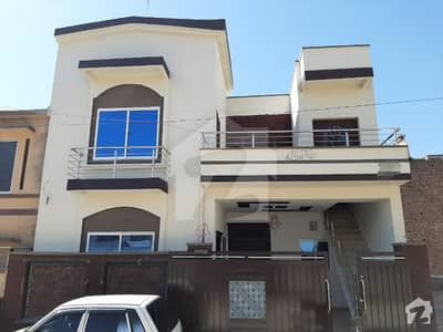 5 Marla Brand New House Available For Sale In Snober City Green Villas Adyala Road