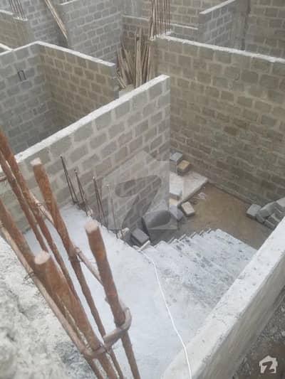 اعظم ٹاؤن کراچی میں 3 کمروں کا 5 مرلہ فلیٹ 95 لاکھ میں برائے فروخت۔