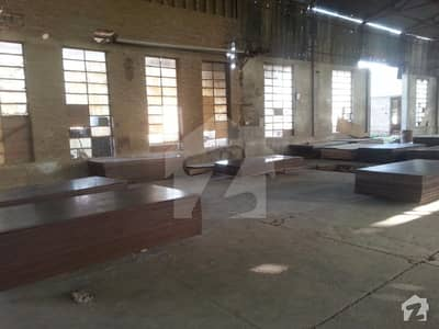 Hattar Industrial Estate Factory For Sale