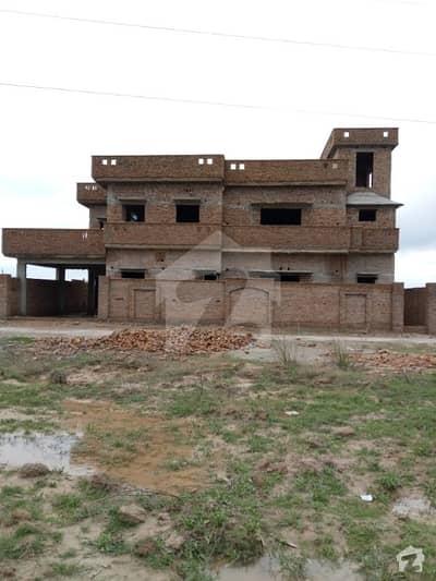 نیو چکوال سٹی چکوال میں 5 کمروں کا 13 مرلہ مکان 78 لاکھ میں برائے فروخت۔