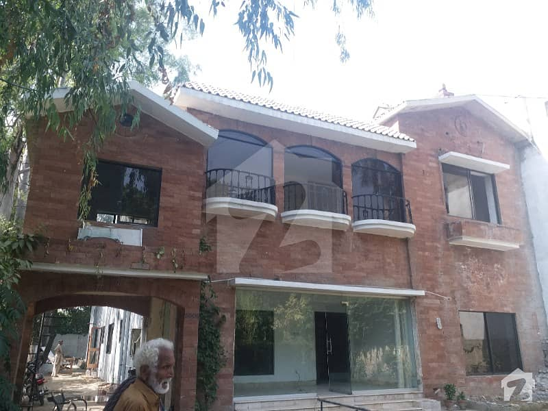 Office Use House For Rent In Shadman  II Lahore