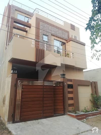 محافظ ٹاؤن فیز 2 - بلاک بی محافظ ٹاؤن فیز 2 محافظ ٹاؤن لاہور میں 5 کمروں کا 5 مرلہ مکان 95 لاکھ میں برائے فروخت۔