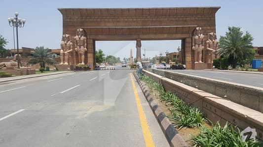 Imc Estate Offering 10  Marla Pair Plot For Sale Hot And Prime Location In Cc Block  In Bahria Town Lahore