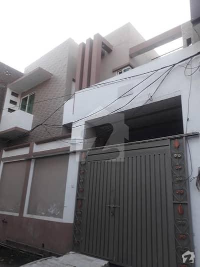 گلبرگ کالونی گجرات میں 5 کمروں کا 6 مرلہ مکان 1.25 کروڑ میں برائے فروخت۔