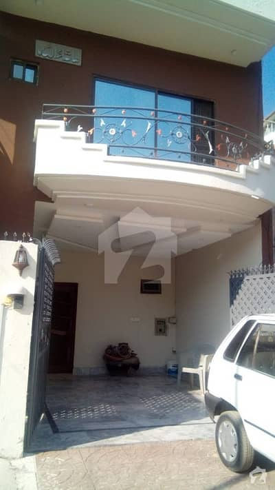 6 Marla House For Sale In G-9 Islamabad
