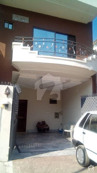 جی ۔ 9 اسلام آباد میں 5 کمروں کا 6 مرلہ مکان 2.7 کروڑ میں برائے فروخت۔