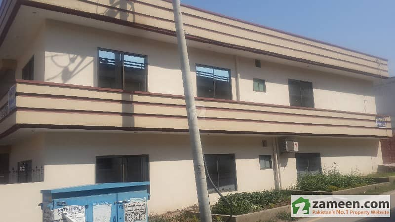 Buy New Quality Constructed House In Police Foundation O9 Near PWD Society
