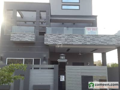 8 Marla Double Storey Brand New 4 Beds House For Sale