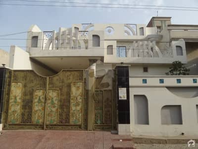 Double Storey Beautiful House For Sale At Faisal Colony Okara