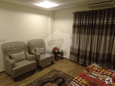 1 Bed Fully Furnished Flat For Rent In Bahria Heights 1 Extension