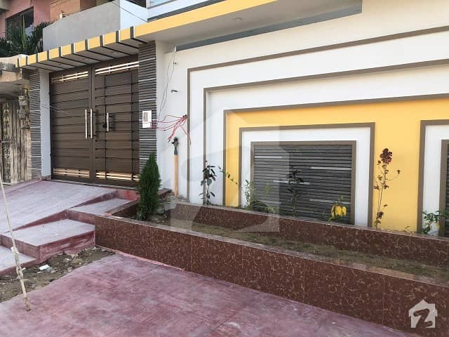 West Open Brand New House 400 Sq Yards Available For Sale In Saadi Town Block 5