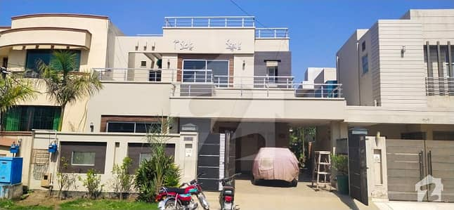10 Marla 1 Year Old House For Sale In Eden City