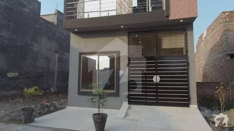 مناواں لاہور میں 3 کمروں کا 3 مرلہ مکان 57 لاکھ میں برائے فروخت۔