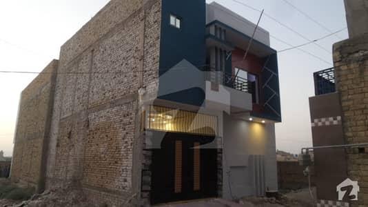 House Available For Sale At Gulshen E Afrasyab Jinnah Town
