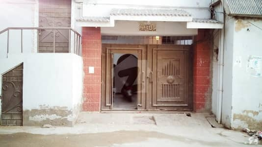 West Open Corner Bungalow Available For Sale At Gul E Latif Phase 1 Qasimabad Hyderabad