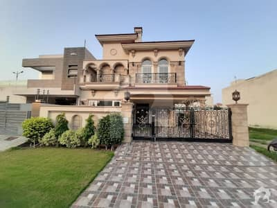 10 Marla Brand New Spanish House Available in DHA Phase 8 Park View C Block