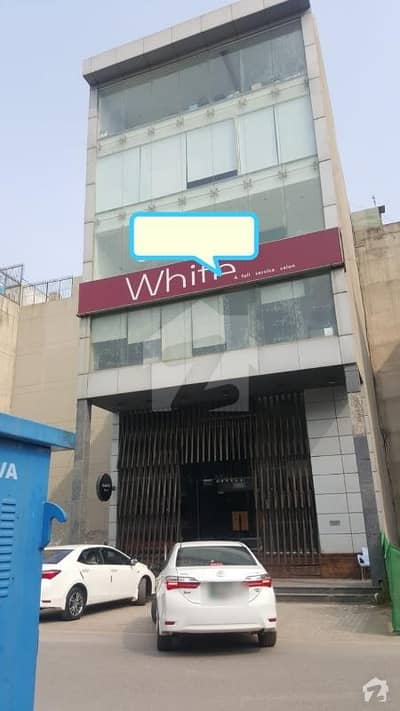 Al Habib Property Offers 4 Marla Commercial Plaza For Rent In Dha Lahore Phase 5 Block C Main Parking Plaza