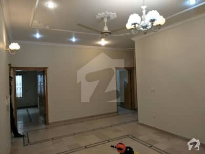 Out Class Location Upper Portion For Rent With Separate Gate