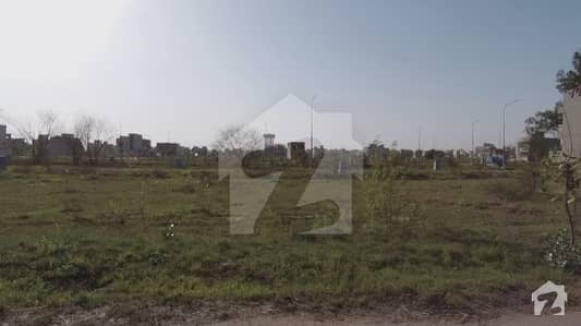 Residential Plot For Sale In Dha 9 Town  Block D Lahore