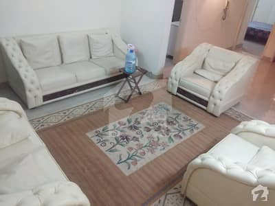 Clifton Block 7 Fully Furnished 2 Bedrooms Apartment For Rent