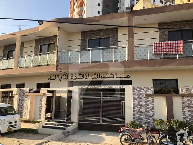 گلشنِ اقبال گلشنِ اقبال ٹاؤن کراچی میں 3 کمروں کا 6 مرلہ زیریں پورشن 1.2 کروڑ میں برائے فروخت۔