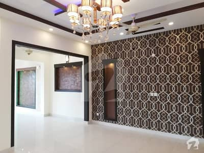 10 Marla Brand New Most Luxury Designer House For Rent In Bahria Town Lahore