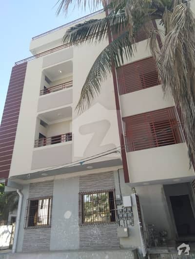 Ready To Move Flat Available For Sale In Shah Faisal Colony No 3