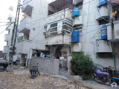 775 Sq Feet 1st Floor Flat For Sale Available At Bismillah City