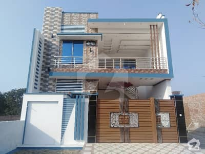 5 Marla House Is Available For Sale In Allama Iqbal Avenue Jhangi Wala Road Bahawalpur