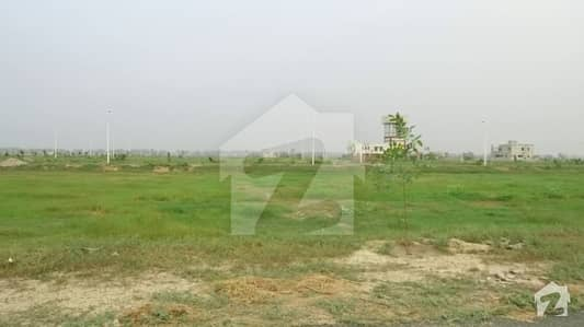 1 Kanal Plot For Sale Block Y Plot Near 1033