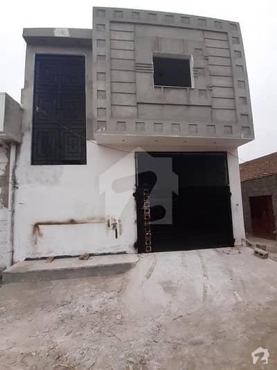 نواب آباد واہ میں 3 کمروں کا 5 مرلہ مکان 42 لاکھ میں برائے فروخت۔