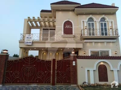11 Marla House Is Available For Sale In Citi Housing Block C Sargodha Road Faisalabad