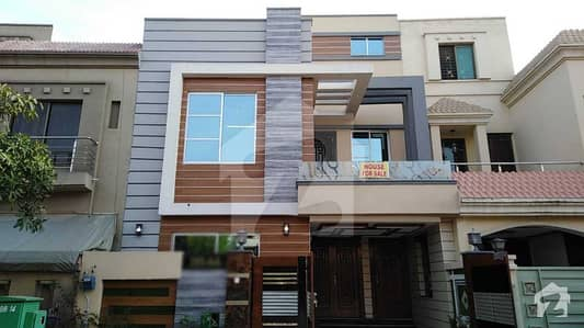 5 Marla Brand New House For Sale In AA Block Of Bahria Town Lahore