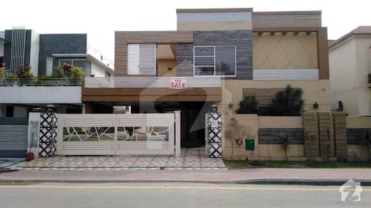 1 Kanal Brand New House For Sale In Jasmine Block Of Bahria Town Lahore