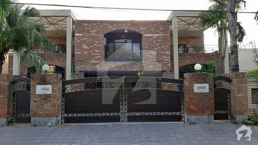 2 Kanal Double Unit House For Sale In D Block Of Model Town Lahore