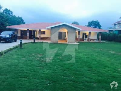 Beautiful Farm House  For Sale In Bani Gala