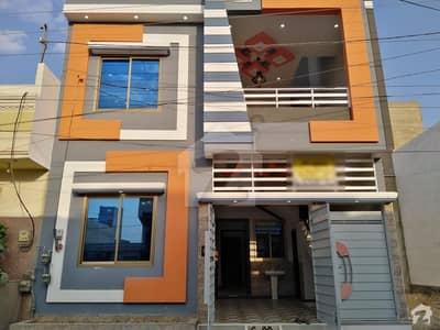 سادی ٹاؤن - بلاک 5 سعدی ٹاؤن سکیم 33 کراچی میں 4 کمروں کا 5 مرلہ مکان 1.8 کروڑ میں برائے فروخت۔