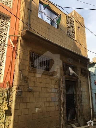 ناصر کالونی کورنگی کراچی میں 3 کمروں کا 2 مرلہ مکان 50 لاکھ میں برائے فروخت۔