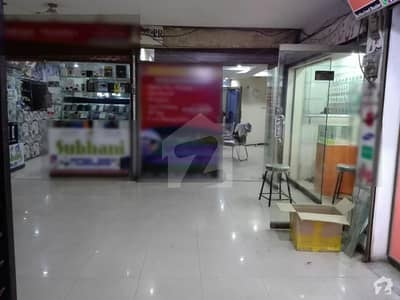 Prime Location Shop Is Available For Sale