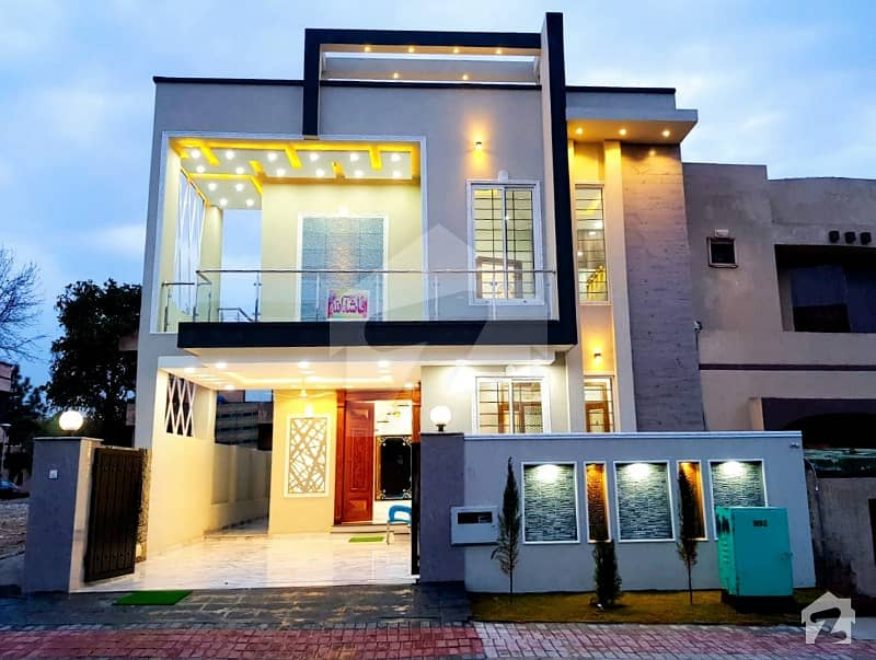 Out Class Ten Marla House For Sale In Bahria Town