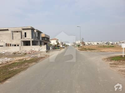 23 Marla Plot For Sale In Phase 6