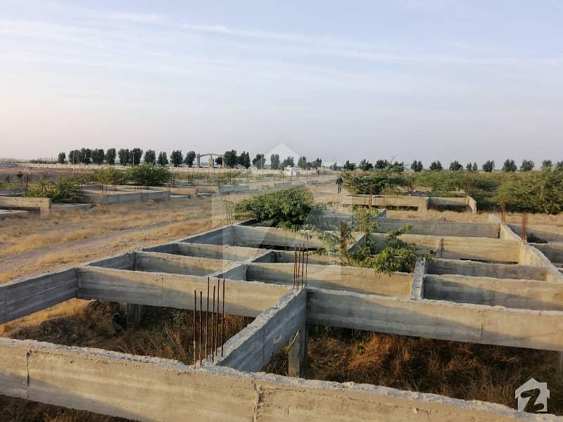 ناردرن بائی پاس کراچی میں 2 کمروں کا 3 مرلہ فلیٹ 17.5 لاکھ میں برائے فروخت۔