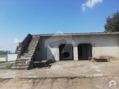 Very Attractive Opportunity For Investment In 8 Kanal Farm House For Sale