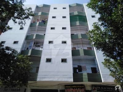 مین قاسم آباد روڈ حیدر آباد میں 2 کمروں کا 5 مرلہ فلیٹ 55 لاکھ میں برائے فروخت۔
