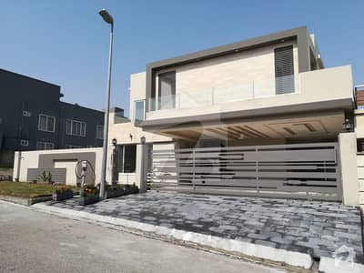 A Brand New One Kanal 2 Unit House For Sale DHA 1 Isb